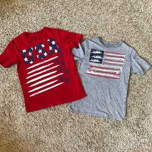 Other - EUC Boys Fourth of July t-shirts